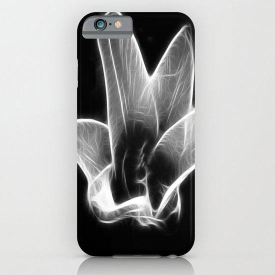 Tulip BW Glow iPhone & iPod Case