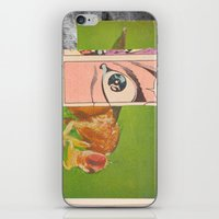 nothing and everything iPhone & iPod Skin