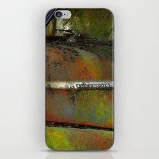 Fleetmaster  iPhone & iPod Skin