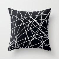 Paucina Throw Pillow