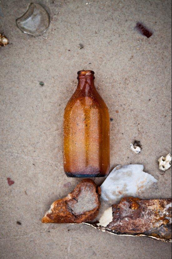 Dead Horse Bottle 2 Art Print