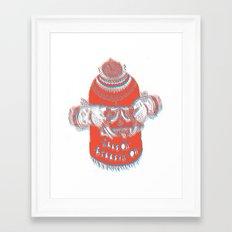 (Keep On, Creepin' On) Framed Art Print