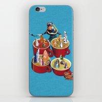 Fish Soup iPhone & iPod Skin