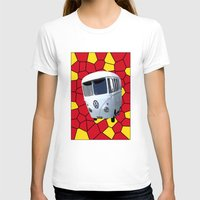 vw T-shirts featuring Mc VW by Bruce Stanfield