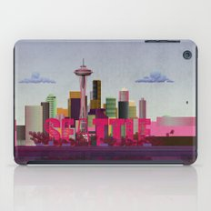 Seattle iPad Case