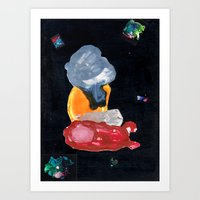 Usloaf Art Print