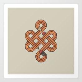 Art Print - Endless Creativity - Hector Mansilla