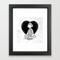French! French! French! Framed Art Print