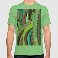 Lucky Charms Mens Fitted Tee Grass SMALL