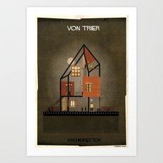 026_ARCHIDIRECTOR_lars von trier Art Print