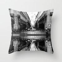 Torino UNDERWORLD Throw Pillow