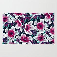 Manuka Floral Print -  L… Rug