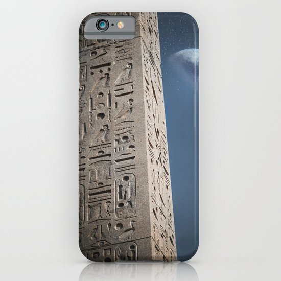 Egyptian Moon iPhone & iPod Case