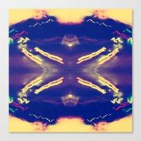 Zoom Zoom Canvas Print