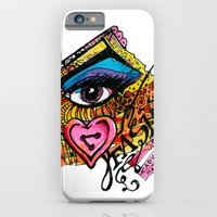 iPhone & iPod Case featuring i  by Jason Naylor
