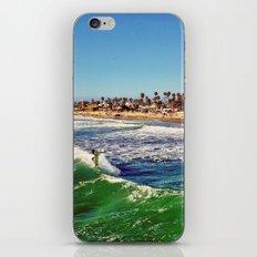 Surf Air iPhone & iPod Skin
