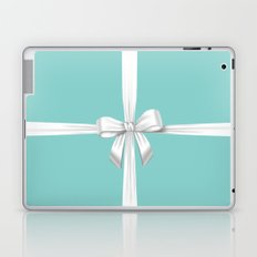 Blue Ribbon Laptop & iPad Skin