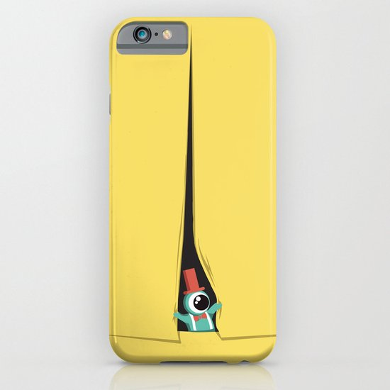 Peek show! iPhone & iPod Case
