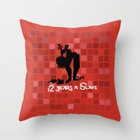 12 Years A Slave Throw Pillow