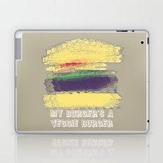 Veggie Burger  Laptop & iPad Skin