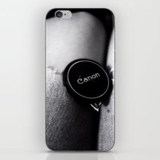 Canon iPhone & iPod Skin