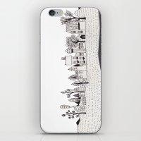 small village iPhone & iPod Skin