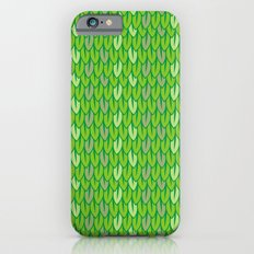 green Slim Case iPhone 6s