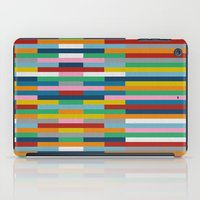 Bricks Rotate #3 iPad Case