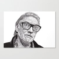 Alan Canvas Print