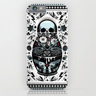 Russian Doll iPhone 6 Slim Case
