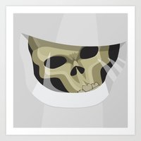 Impossible Astronaut - Doctor Who Art Print