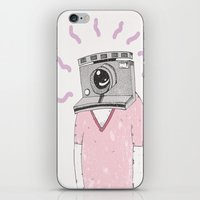 Alternative iPhone & iPod Skin