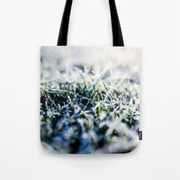 Frosty Morning 1 Tote Bag