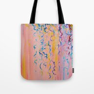 COTTON CANDY WHISPERS - … Tote Bag