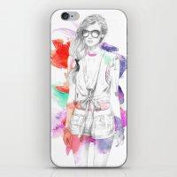 Top Shop Runway iPhone & iPod Skin
