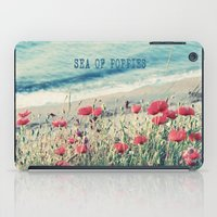 Sea Of Poppies iPad Case