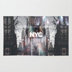 NYC - I Love New York 3 Rug