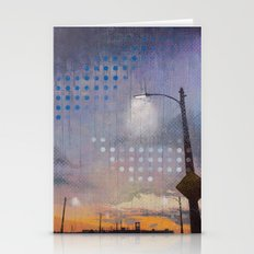 Sixth Street Lights Stationery Cards