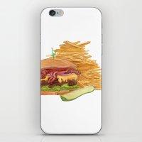 Dinner Time iPhone & iPod Skin