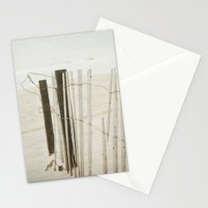 Ocean Fence Stationery Cards