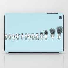 Magical hair growth potion! iPad Case
