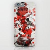 iPhone & iPod Case featuring Acryl-Abstrakt 29 by teddynash