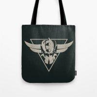 UFO Robot Goldrake Tote Bag