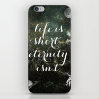 Vintage Quotes Collectio… iPhone & iPod Skin