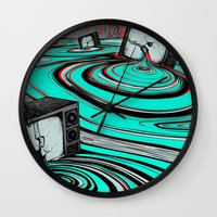 LS Wall Clock