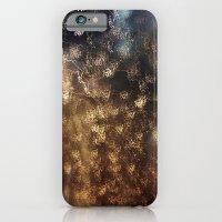 Night rain iPhone 6 Slim Case