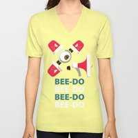 Bee-Do Bee-Do Unisex V-Neck