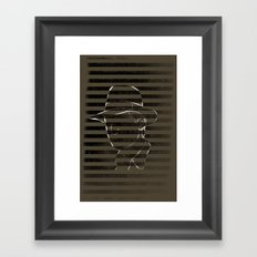 50's Guy Framed Art Print