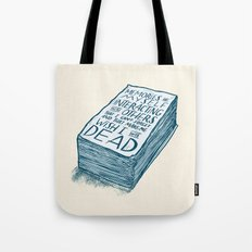 2500 Page Zine Tote Bag