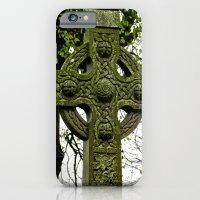 Celtic Cross At Monaster… iPhone 6 Slim Case
